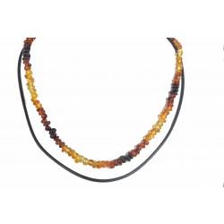 rav halskæde and læderhalskæde større børn and voksne-20