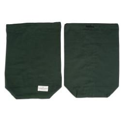The Organic Company brødpose flere størrelser dark green-20