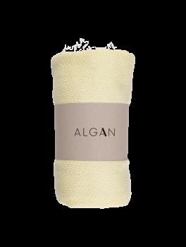 Algan Nane badelagen 100x180 cm. gul-20