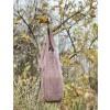 By Lohn knitted tote bag desert rose-01