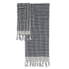 Algan Ahududu gæstehåndklæde 45x100 cm. marine-01