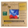 Bee Wrappy genanvendelige wraps 4-pak-01