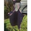 By Lohn handmade Crochet Bag twilight mauve-01