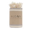 Algan Kavun gæstehåndklæde 45x90 cm. grå-01
