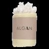 Algan Nane gæstehåndklæde 65x100 cm. gul-01