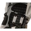 N-Sleep kapok autostol/klapvogns indsats sort flere størrelser-01