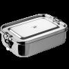 Pulito madkasse i stål helt tæt stor-01