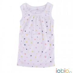 Iobio - undertrøje til piger - gots bomuld - natur med stjerner