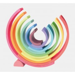 Grimms - stor regnbue - 12 dele