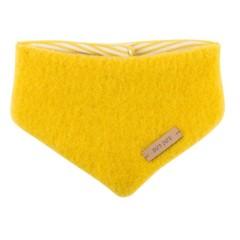 Pure Pure - uldfleece tørklæde - lemon curry