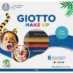 Giotto - ansigtsfarver til børn - flere varianter