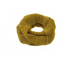 DISANA | tube halstørklæde | curry/gold melange