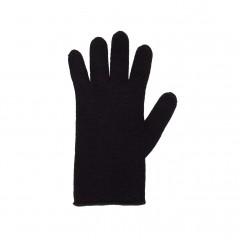 Pure Pure - fingerhandsker - merinould & kashmir - sort