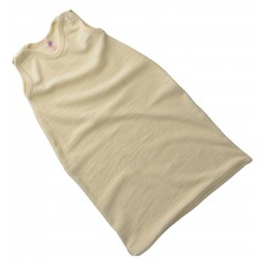 Engel - sovepose i økologisk uldfrotté - natur