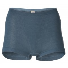Engel - dame hotpants - uld & silke - atlantic