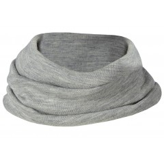 Engel - halsedisse - uld & silke - grå