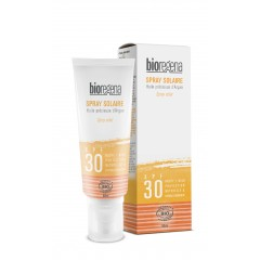 Bioregena - spray solcreme - faktor 30