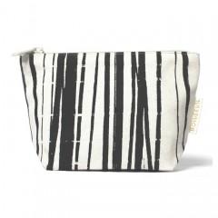 Bo Weevil - mellem kosmetik taske - stripes