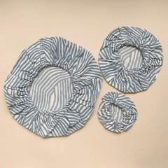 Haps Nordic - 3-pak cotton covers - ocean wave