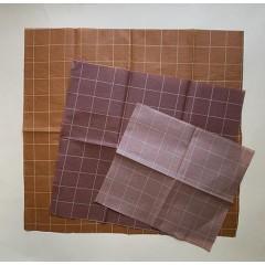 Haps Nordic - bivoks wraps - 3 pak - warm colours