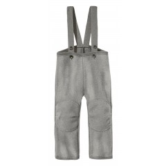 DISANA |uldbukser | kogt uld | grå