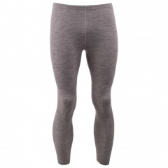 Engel - herre leggings - uld & silke - grå