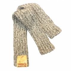 Hirsch - benvarmere - voksne - grå