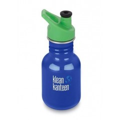 Klean Kanteen - 355 ml. drikkedunk - Coastal Waters - sportscap