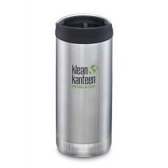 Klean Kanteen - TKWIDE- termokop 355 ml. - café cap - stål