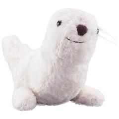 Kallisto - økologisk bamse - hvid sæl