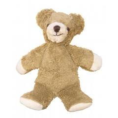 Kallisto - økologisk bamse - klassisk brun bjørn m. hvid snude