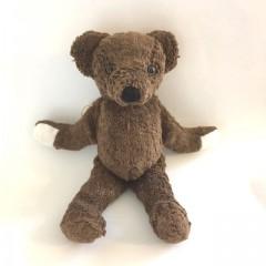 Kallisto - økologisk bamse - klassisk mørkebrun bjørn