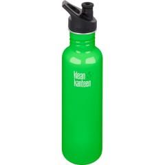 Klean Kanteen - 800 ml. - spring green - sportscap