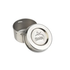 LunchBots - 3 små dip-beholdere - rustfrit stål