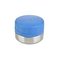 Lunch Bots - madboks i stål - 120 ml. - blå