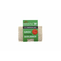 Maistic Bio Group - skuresvamp - grovskrubber - plastikfri