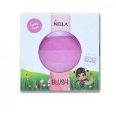 Miss Nella - giftfrit make-up - blush - candy floss