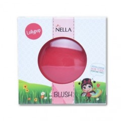 Miss Nella - giftfrit make-up - blush - lollypop