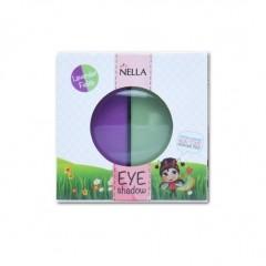 Miss Nella - giftfrit make-up - øjenskygge - lavender fields