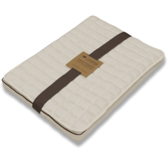 Kapok puslepude med underlag - 65x50 cm