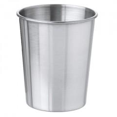 Pulito - kop i stål - 250 ml.