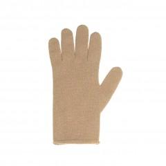 Pure Pure - fingerhandsker - merinould & kashmir - camel