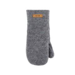Pure Pure - luffer - økologisk uldfleece - grå