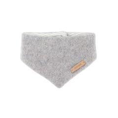 Pure Pure - uldfleece tørklæde - moon grey