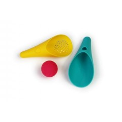 Quut - Cuppi - 3 dele til et væld af formål - grøn & gul