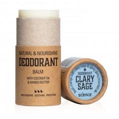 Scence - økologisk & vegansk deodorant - clary sage