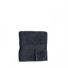 Bo Weevil - tykt håndklæde - 50x100 cm. - antracit