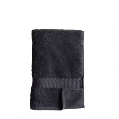 Bo Weevil - tykt badehåndklæde - 70x140 cm. - antracit