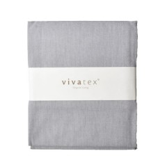 VivaTex - sengesæt - voksenstørrelser - grå