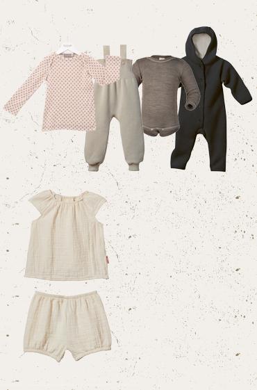 44ee54234ca0 Økologisk babytøj og børnetøj ⇒ Sundt for dit barn og miljøet!